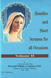 Homilies and Short Sermons For All Occasions Vol. 2 4th Reprint,8186778381,9788186778388