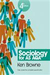 Sociology for AS AQA 4th Edition,0745655513,9780745655512