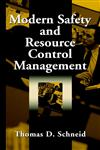 Modern Safety and Resource Control Management 1st Edition,047133118X,9780471331186