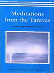 Meditations from the Tantras Comprihensive Book on Meditation for Beginners,8185787115,9788185787114