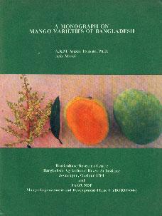 A Monograph on Mango Varieties of Bangladesh,9845050042,9789845050043