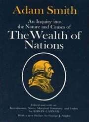 An Inquiry into the Nature and Causes of the Wealth of Nations 2 Vols.,0226763749,9780226763743