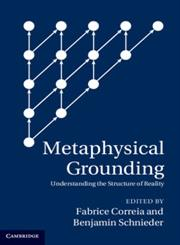 Metaphysical Grounding Understanding the Structure of Reality,1107022894,9781107022898