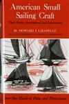 American Small Sailing Craft,0393031438,9780393031430