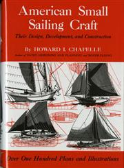 American Small Sailing Craft,0393031438,9780393031430