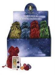 Scorpio Astrological Crystal Talismans,0738719439,9780738719436