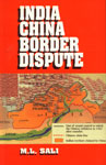 India-China Border Dispute A Case Study of the Eastern Sector,8170249643,9788170249641