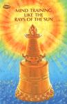 Mind Training Like the Rays of the Sun Blo-Byong Nyi-Ma'i Od-Zer,8185102716,9788185102719