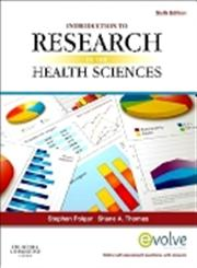 Introduction to Research in the Health Sciences 6th Edition,0702041947,9780702041945