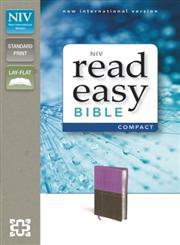 NIV Read Easy Bible Compact,0310423058,9780310423058