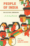 People of India Bio-Cultural Dimensions 1st Published,8121003253,9788121003254