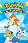 Sinnoh Handbook (Pokemon),0545000726,9780545000727