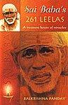 Sai Baba's 261 Leelas A Treasure House of Miracles,8120727274,9788120727274
