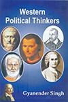 Western Political Thinkers,8184550510,9788184550511