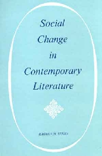 Social Change in Contemporary Literature 1st Edition,8121502403,9788121502405