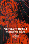 Sanskrit Drama Its Origin and Decline 2nd Edition,8121502535,9788121502535