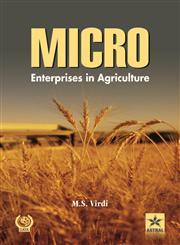 Micro-Enterprises in Agriculture,8170358655,9788170358657