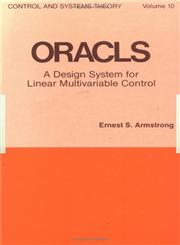 Oracls A Design System for Linear Multivariable Control,0824712390,9780824712396