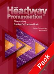 New Headway Pronunciation Course Elementary Student's Practice Book,0194393321,9780194393324