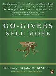 Go-Givers Sell More,0141049588,9780141049588
