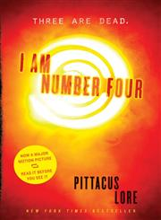 I Am Number Four,0061969559,9780061969553