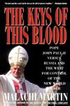 Keys of This Blood Pope John Paul II Versus Russia and the West for Control of the New World Order,0671747231,9780671747237