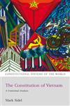 The Constitution of Vietnam A Contextual Analysis,1841137391,9781841137391