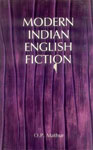 Modern Indian English Fiction 1st Edition,8170173035,9788170173038