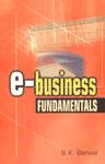 E-Business Fundamentals,8176486558,9788176486552