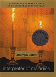 Interpreter of Maladies 1st Critical Edition,0618101365,9780618101368