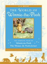 The World of Pooh The Complete Winnie-the-Pooh and The House at Pooh Corner Pooh Original Edition,0525444475,9780525444473