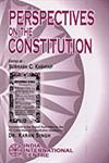 Perspectives on the Constitution Incorporating the Report of the I.I.C. Committee on the Constitution Headed by Dr. Karan Singh,8175412763,9788175412767