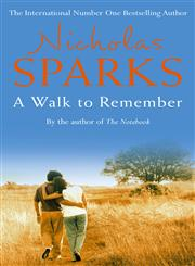 A Walk to Remember,0751538949,9780751538946