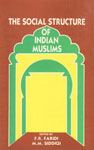 The Social Structure of Indian Muslims 1st Edition,8185220085,9788185220086