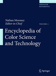 Encyclopedia of Color Science and Technology 4 Vols.,1441980709,9781441980700