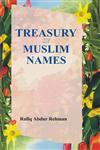 Treasury of Muslim Names,8174355561,9788174355560