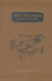 Tibet and Nepal Reprint London 1905 Edition,8120608526,9788120608528