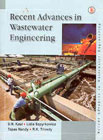 Recent Advances in Wastewater Engineering,8181520637,9788181520630