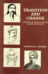 Tradition and Change A Study of 20th Century Indian Thought,8174790020,9788174790026