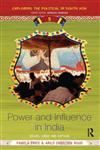 Power and Influence in India Bosses, Lords and Captains 1st Edition,0415585953,9780415585958