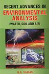 Recent Advances in Environmental Analysis Water, Soil and Air 1st Edition,8189161806,9788189161804