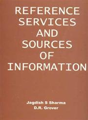 Reference Services and Sources of Information,817000022X,9788170000228