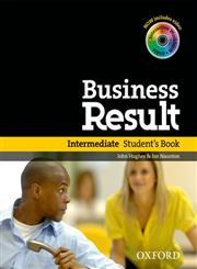 Business Result Intermediate, Student Book,0194739392,9780194739399