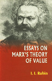 Essays on Marx's Theory of Value 1st Indian Edition,8189833332,9788189833336