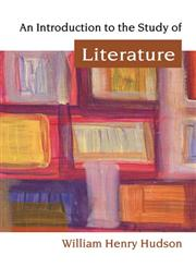 An Introduction to the Study of Literature,8171560652,9788171560653
