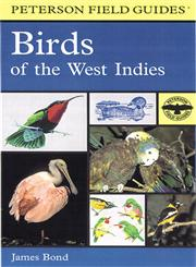 A Field Guide to the Birds of the West Indies Subsequent Edition,0618002103,9780618002108