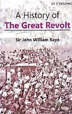 A History of the Great Revolt 3 Vols.,8121201942,9788121201940