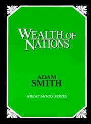 Wealth of Nations,0879757051,9780879757052