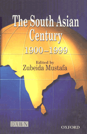 The South Asian Century, 1900-1999,0195795865,9780195795868