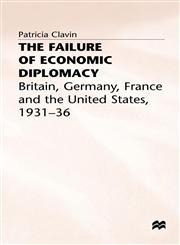 Failure of Economic Diplomacy,0333605306,9780333605301
